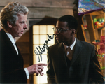 Simon Manyonda, 'as 'Kabel',  Doctor Who,  genuine signed autograph 10546